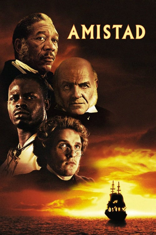 ดูหนังออนไลน์ฟรี Amistad (1997) อมิสตาด หัวใจทาสสะท้านโลก