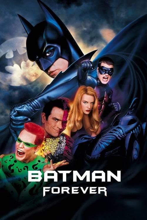 ดูหนังออนไลน์ฟรี Batman Forever (1995) แบทแมน ฟอร์เอฟเวอร์ ศึกจอมโจรอมตะ