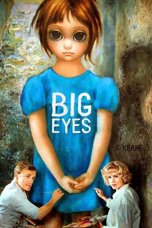 ดูหนังออนไลน์ฟรี Big Eyes (2014) ติสท์ลวงตา