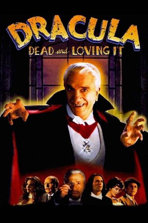 ดูหนังออนไลน์ฟรี Dracula Dead and Loving It (1995) แดร็กคูล่า 100% ครึ่ง