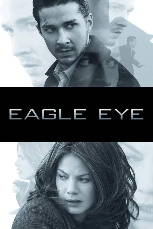 ดูหนังออนไลน์ฟรี Eagle Eye (2008) แผนสังหารพลิกนรก