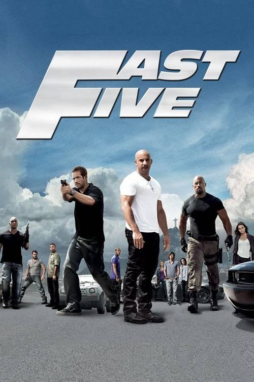 ดูหนังออนไลน์ฟรี Fast and Furious 5 (2011) เร็ว…แรงทะลุนรก 5