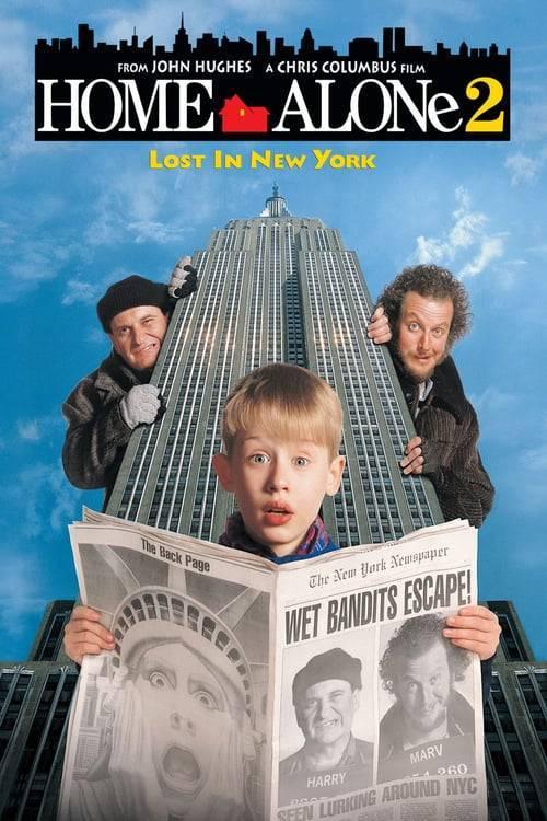 ดูหนังออนไลน์ฟรี Home Alone 2 (1992) โดดเดี่ยวผู้น่ารัก 2