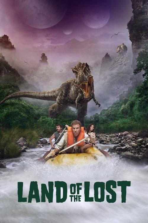 ดูหนังออนไลน์ฟรี Land Of The Lost (2009) ข้ามมิติตะลุยแดนมหัศจรรย์