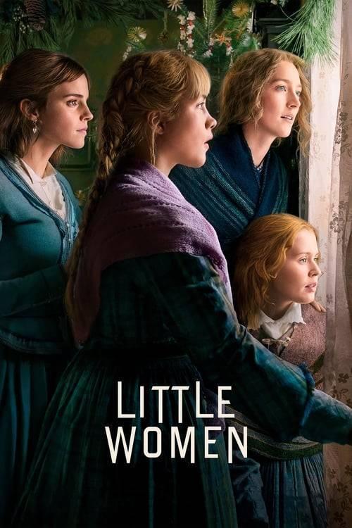 ดูหนังออนไลน์ฟรี Little Women (2019) สี่ดรุณี