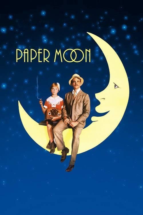 ดูหนังออนไลน์ฟรี Paper Moon (1973) พระจันทร์กระดาษ