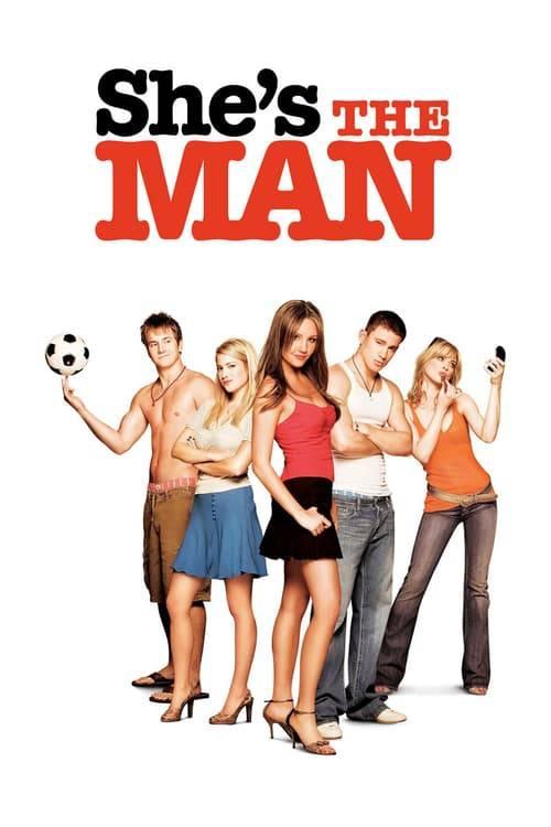 ดูหนังออนไลน์ฟรี She's The Man (2006) แอบแมน มาปิ๊งแมน