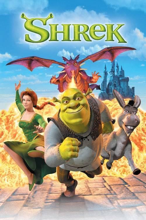 ดูหนังออนไลน์ฟรี Shrek 1 (2001) เชร็ค 1