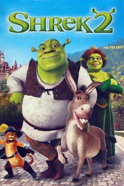 ดูหนังออนไลน์ฟรี Shrek 2 (2004) เชร็ค 2
