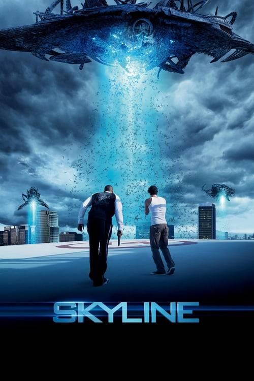 ดูหนังออนไลน์ฟรี Skyline (2010) สงครามสกายไลน์ดูดโลก