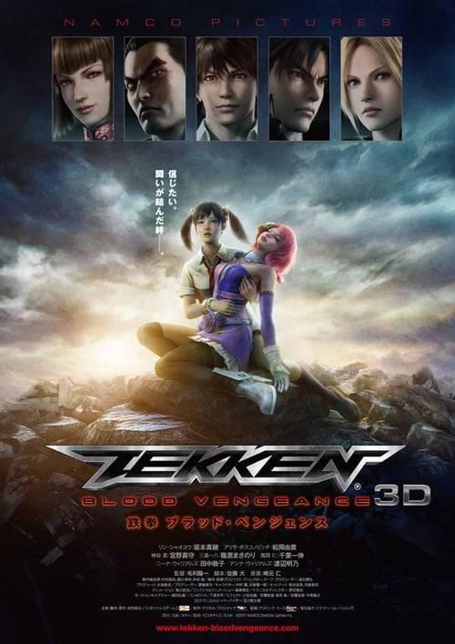 ดูหนังออนไลน์ฟรี Tekken Blood Vengeance (2011) เทคเค่นเดอะมูฟวี่ [ซับไทย]
