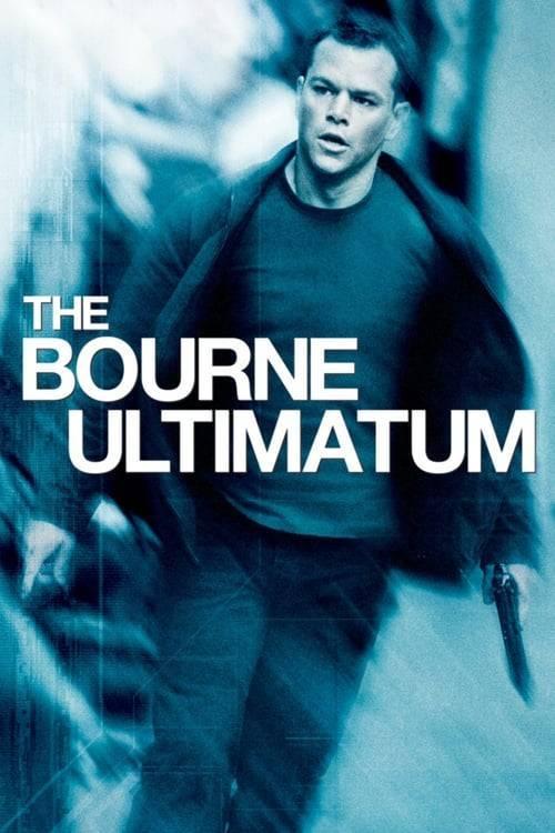 ดูหนังออนไลน์ฟรี The Bourne Ultimatum (2007) ปิดเกมล่าจารชน คนอันตราย