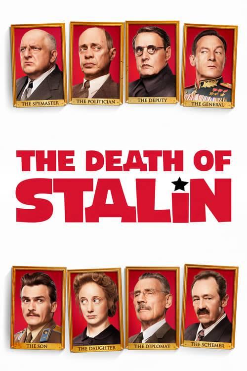 ดูหนังออนไลน์ฟรี The Death of Stalin (2017) รัฐบาลป่วน วันสิ้นสตาลิน (ซับไทย)