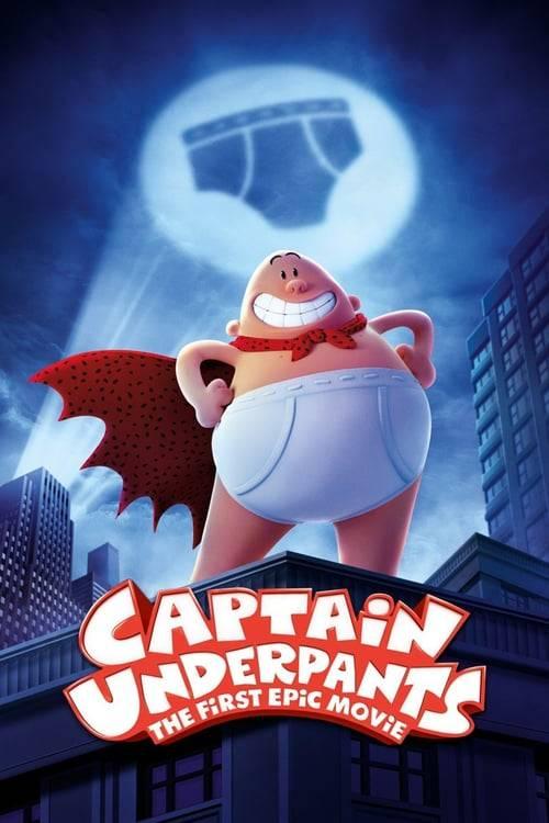 ดูหนังออนไลน์ฟรี Captain Underpants: The First Epic Movie (2017) กัปตันกางเกงใน