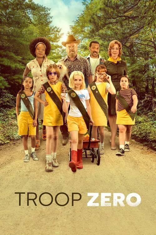 ดูหนังออนไลน์ฟรี Troop Zero (2019) ซับไทย