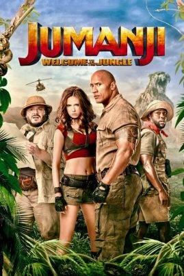 ดูหนังออนไลน์ฟรี Jumanji: Welcome to the Jungle (2017) เกมดูดโลก บุกป่ามหัศจรรย์