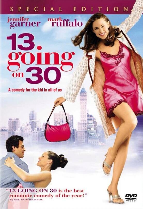 ดูหนังออนไลน์ฟรี 13 Going on 30 (2004) ต๊กกะใจ…ตื่นขึ้นมา 30