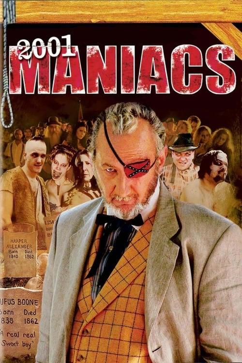 ดูหนังออนไลน์ฟรี 2001 Maniacs (2005) กองพันศพ เปิดนรกสับ