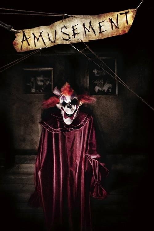 ดูหนังออนไลน์ฟรี Amusement (2008) หรรษาสยอง