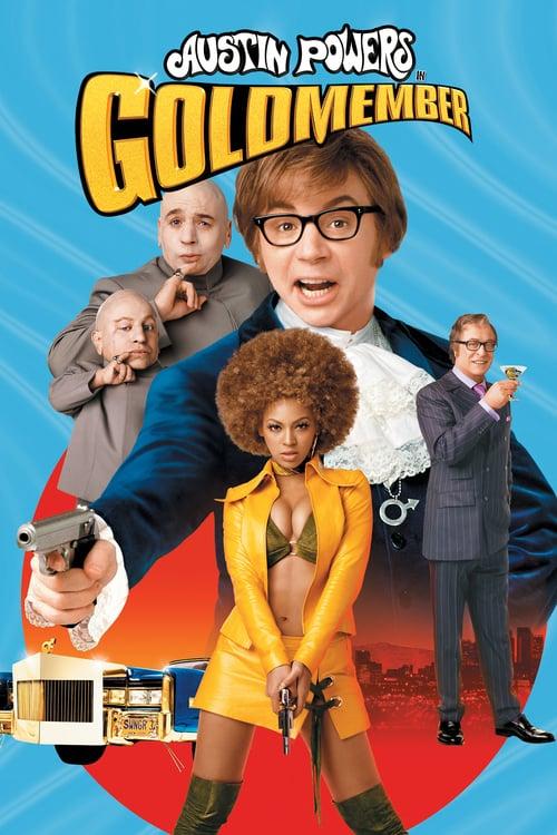 ดูหนังออนไลน์ฟรี Austin Powers 3 (2002) พยัคฆ์ร้ายใต้สะดือ 3 ต.ตามล่อพ่อสายลับ