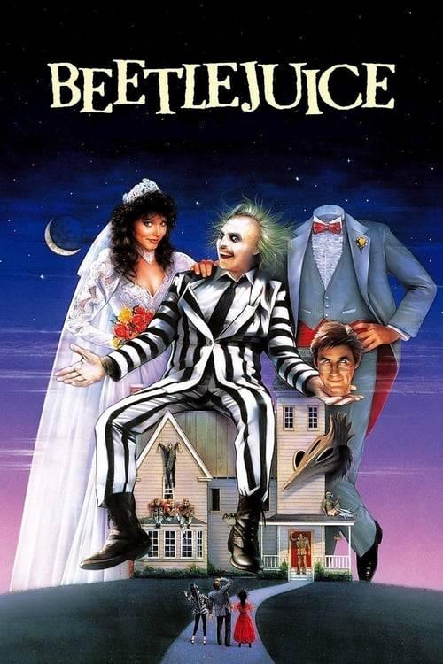 ดูหนังออนไลน์ฟรี Beetlejuice (1988) ผีขี้จุ๊ยส์