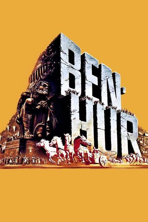 ดูหนังออนไลน์ฟรี Ben-Hur (1959) เบนเฮอร์