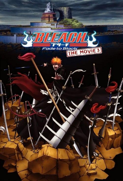 ดูหนังออนไลน์ฟรี Bleach The Movie 3 Fade to Black (2008) บลีช เทพมรณะ เดอะมูฟวี่ แด่เธอผู้สิ้นสูญ