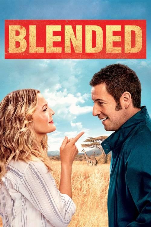 ดูหนังออนไลน์ฟรี Blended (2014) ทริปอลวน รักอลเวง