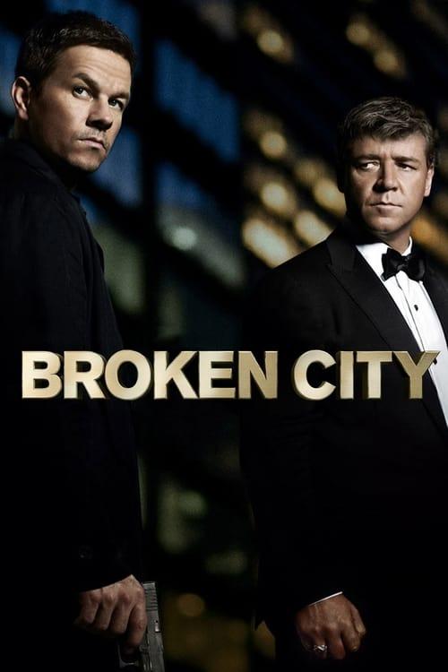 ดูหนังออนไลน์ฟรี Broken City (2013) เมืองคนล้มยักษ์