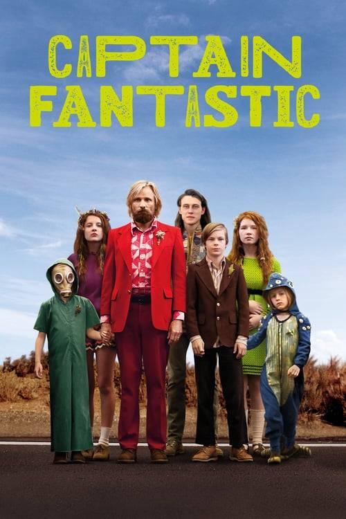 ดูหนังออนไลน์ฟรี Captain Fantastic (2016) ครอบครัวปราชญ์พันธุ์พิลึก (ซับไทย)