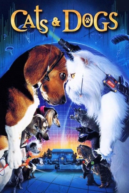 ดูหนังออนไลน์ฟรี Cats And Dogs (2001) สงครามพยัคฆ์ร้ายขนปุย
