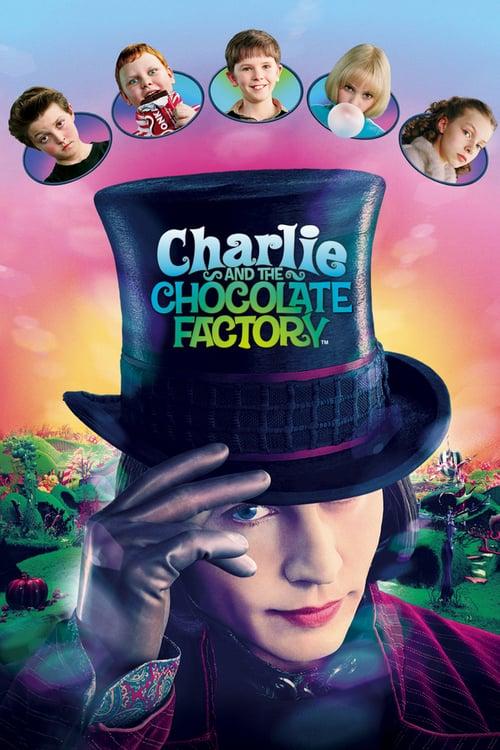 ดูหนังออนไลน์ Charlie And The Chocolate Factory (2005) ชาร์ลี กับ โรงงานช็อกโกแลต