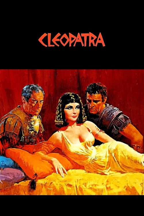 ดูหนังออนไลน์ฟรี Cleopatra (1963) คลีโอพัตรา จอมราชินีแห่งอียิปต์