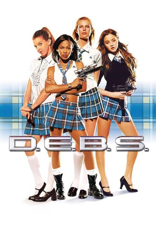 ดูหนังออนไลน์ฟรี D.E.B.S. (2004) สี่แสบสายลับ เปรี้ยวเข็ดฟัน