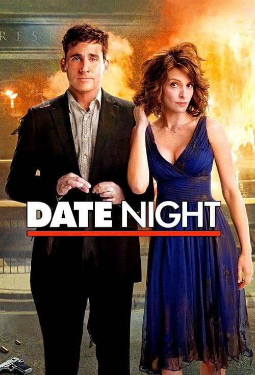 ดูหนังออนไลน์ฟรี Date Night (2010) คืนเดทพิสดาร ผิดฝาผิดตัวรั่วยกเมือง