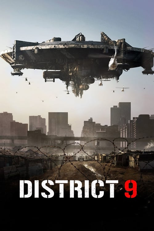 ดูหนังออนไลน์ฟรี District 9 (2009) ยึดแผ่นดิน เปลี่ยนพันธุ์มนุษย์