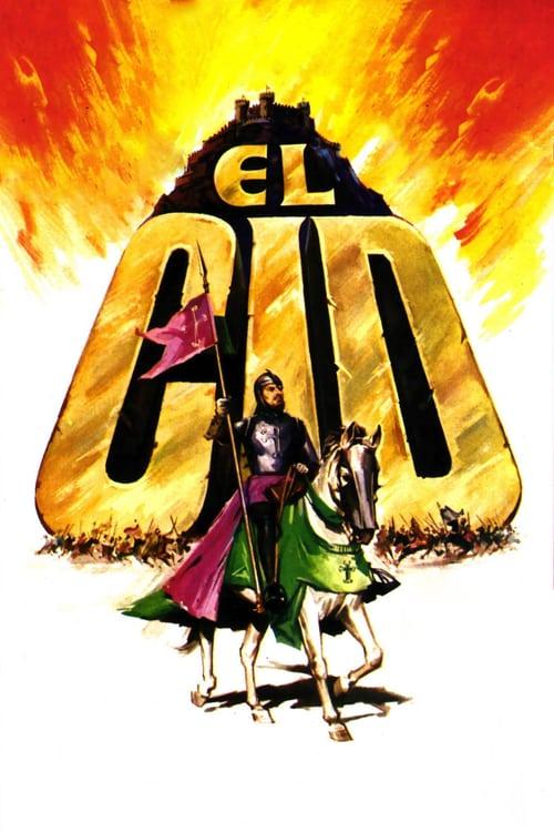 ดูหนังออนไลน์ฟรี El Cid (1961) เอล ซิด วีรบุรุษสงครามครูเสด