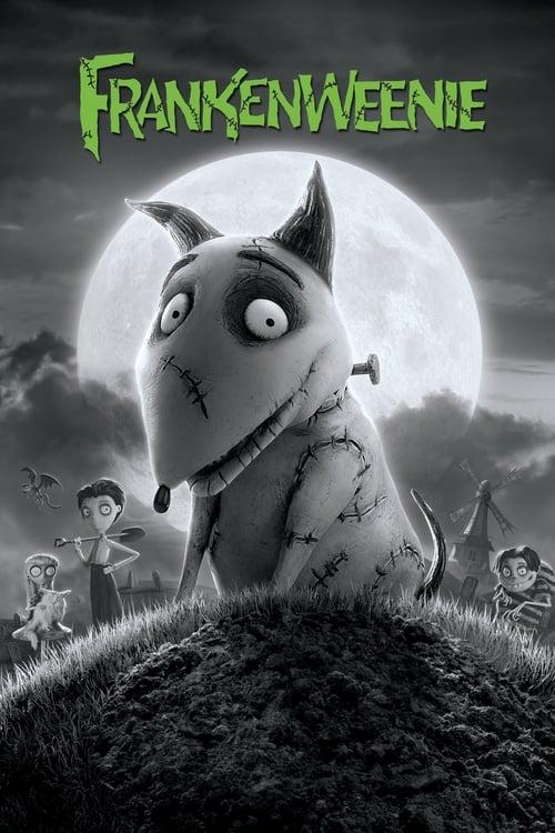 ดูหนังออนไลน์ฟรี Frankenweenie (2012) แฟรงเคนวีนนี่ คืนชีพเพื่อนซี้สี่ขา