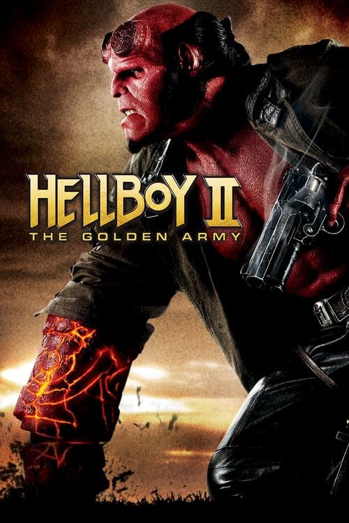 ดูหนังออนไลน์ฟรี HellBoy 2 (2008) เฮลล์บอย 2 ฮีโร่พันธุ์นรก
