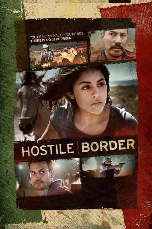 ดูหนังออนไลน์ฟรี Hostile Border (2015)