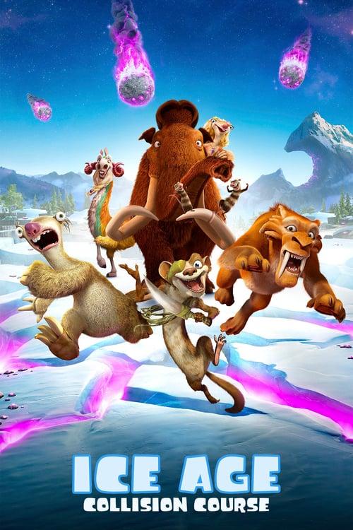ดูหนังออนไลน์ฟรี Ice Age 5 Collision Course (2016) ไอซ์ เอจ: ผจญอุกกาบาตสุดอลเวง