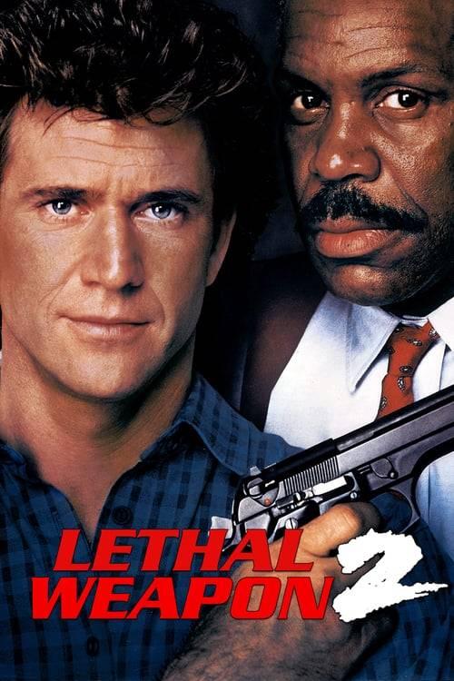 ดูหนังออนไลน์ฟรี Lethal Weapon 2 (1989) ริกส์ คนมหากาฬ 2