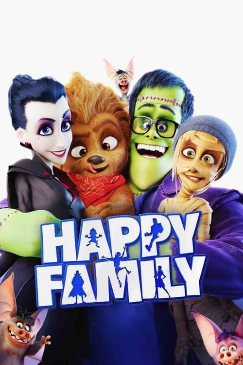 ดูหนังออนไลน์ฟรี Monster Family (2017) ครอบครัวตัวป่วนก๊วนปีศาจ