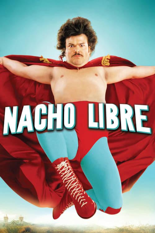 ดูหนังออนไลน์ฟรี Nacho Libre (2006) นายนักบุญ คุณนักปล้ำ