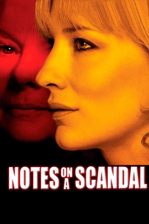 ดูหนังออนไลน์ฟรี Notes on a Scandal (2006) บันทึกฉาวรักอันตราย