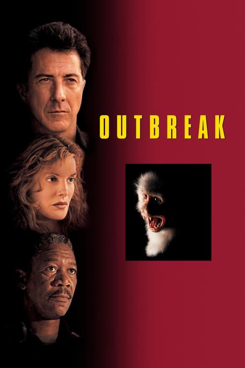 ดูหนังออนไลน์ฟรี Outbreak (1995) วิกฤติไวรัสสูบนรก