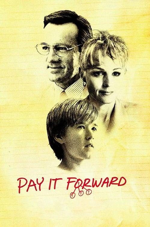 ดูหนังออนไลน์ฟรี Pay It Forward (2000) หากใจเราพร้อมจะให้(ใจ) เราจะได้มากกว่าหนึ่ง