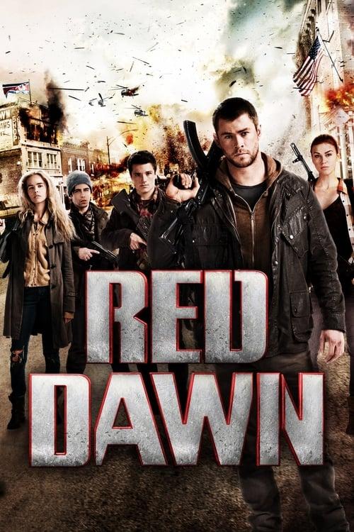 ดูหนังออนไลน์ฟรี Red Dawn (2012) หน่วยรบพันธุ์สายฟ้า