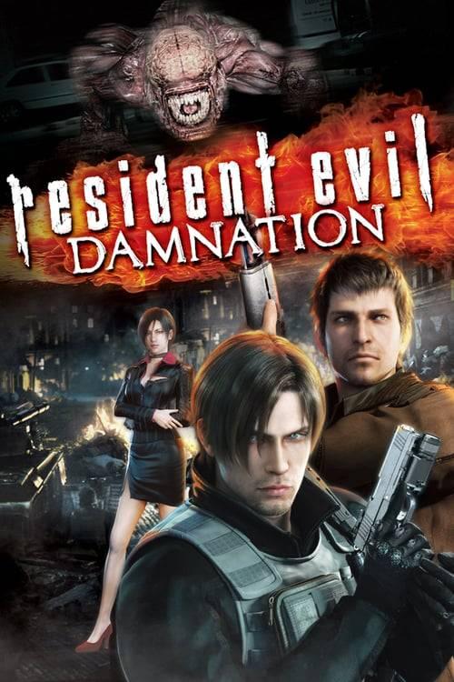 ดูหนังออนไลน์ Resident Evil Damnation (2012) ผีชีวะ สงครามดับพันธุ์ไวรัส