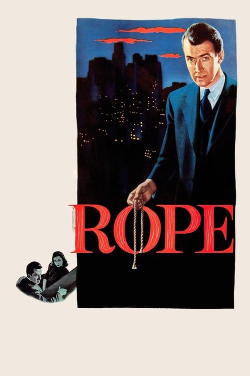 ดูหนังออนไลน์ฟรี Rope (1948) ซับไทย